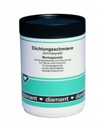 Diamant® - Ek Yeri Gresi (Grafit Gres) 900g