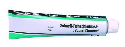 Bor Karbür Bazlı Subap Alıştırma ve Lepleme Macunu Super-Diamant No.My3 7-1µm 75g Tüp (Suda Çözünür)