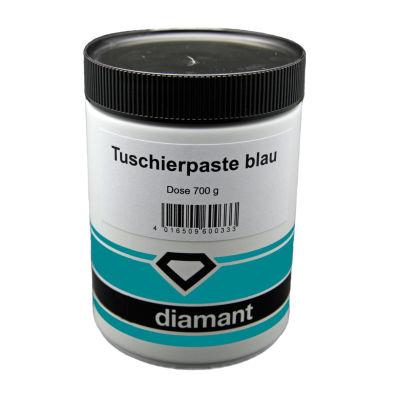 Kalıp Alıştırma Boyası (Tuschierpaste) Mavi 700g Kutu