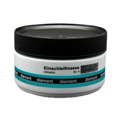 Diamant® - Subap Alıştırma ve Lepleme Macunu Çok İnce (No.4) Yağda Çözünür 220ml Kutu