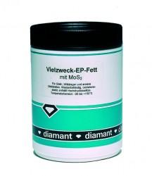 Diamant® - Çok Amaçlı EP Gres MoS2 625g